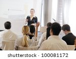 Business People Group At...