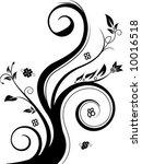 plant | Shutterstock .eps vector #10016518