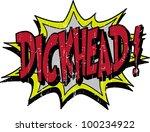 dickhead | Shutterstock .eps vector #100234922