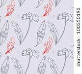 original seamless pattern with... | Shutterstock .eps vector #100250192