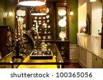 retail souvenir store   Shutterstock . vector #100365056