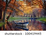 Colorful Autumn Landscape...