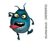 computer bug | Shutterstock . vector #100500952
