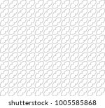seamless ornamental vector... | Shutterstock .eps vector #1005585868