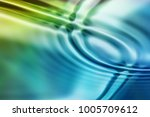 colorful ripple background | Shutterstock . vector #1005709612