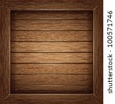 wooden texture background. | Shutterstock .eps vector #100571746