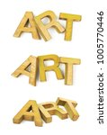 word art made of colored with...   Shutterstock . vector #1005770446
