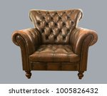 Vintage Classical Style Chair