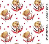 A Seamless Pattern With Two...