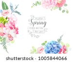 floral borders arranged from...