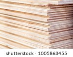 Plywood Of Residential Buildin...