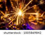 christmas new year | Shutterstock . vector #1005869842
