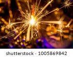 christmas new year | Shutterstock . vector #1005869842