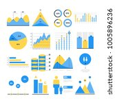 infographic vector elements.... | Shutterstock .eps vector #1005896236