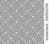 vector seamless texture. modern ... | Shutterstock .eps vector #1005926746