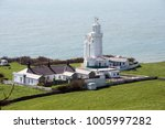 st catherine's lighthouse. isle ... | Shutterstock . vector #1005997282