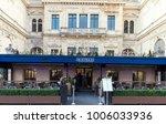 paris  france  january 14  ... | Shutterstock . vector #1006033936