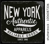 vintage varsity graphics and... | Shutterstock .eps vector #1006087336