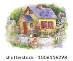 Beautiful Country House In The...
