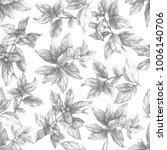 decorative seamless pattern.... | Shutterstock . vector #1006140706