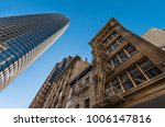 highrises in san francisco's... | Shutterstock . vector #1006147816