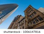 highrises in san francisco's...   Shutterstock . vector #1006147816