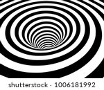 abstract black and white... | Shutterstock .eps vector #1006181992
