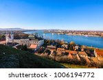 view of esztergom old town and... | Shutterstock . vector #1006194772