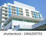 modern public hospital building   Shutterstock . vector #1006205752