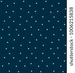 dot design on a indigo.... | Shutterstock .eps vector #1006215838