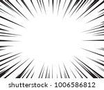 background of radial speed... | Shutterstock .eps vector #1006586812