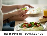 couple holding hands enjoying... | Shutterstock . vector #1006618468