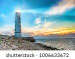 Lighthouse Searchlight Beam...