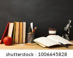 educational background.... | Shutterstock . vector #1006645828