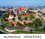 Poland. Skyline Panorama Of...