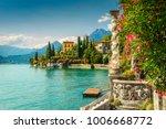 famous luxury villa monastero ... | Shutterstock . vector #1006668772