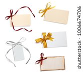collection of various note... | Shutterstock . vector #1006674706
