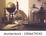 scientist encyclopedist room...   Shutterstock . vector #1006679242