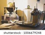 scientist encyclopedist room...   Shutterstock . vector #1006679248