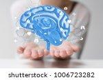 medi system 3d | Shutterstock . vector #1006723282