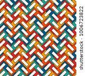 herringbone wallpaper. abstract ... | Shutterstock .eps vector #1006723822