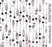 seamless repeating pattern with ...   Shutterstock .eps vector #1006736536
