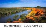 murray river  south australia | Shutterstock . vector #1006739596