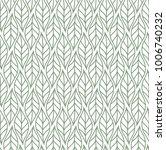 vector illustration of leaves... | Shutterstock .eps vector #1006740232
