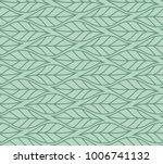 vector illustration of leaves... | Shutterstock .eps vector #1006741132