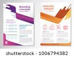 template vector design for... | Shutterstock .eps vector #1006794382