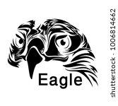 eagle head logo | Shutterstock .eps vector #1006814662