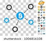 bitcoin network nodes...
