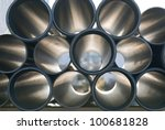 Gray Pvc Tubes Plastic Pipes