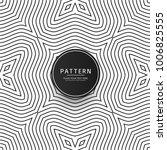 striped seamless pattern vector ... | Shutterstock .eps vector #1006825555